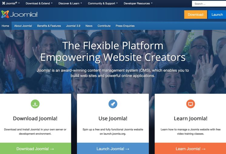 How to Start a Joomla Blog
