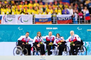 Winter Paralympic Games in Sochi 2014